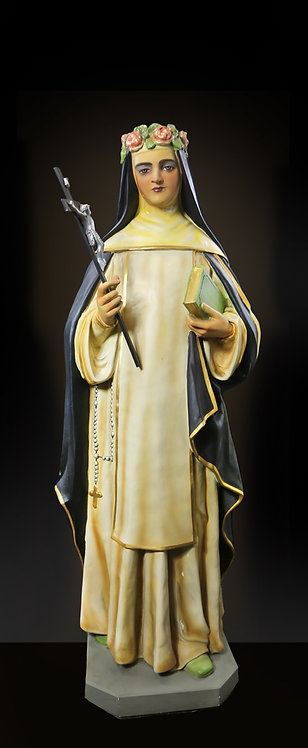 Statue - St. Rosa of Lima