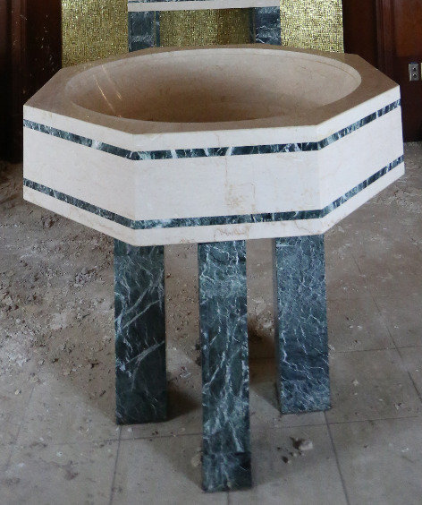 Font - Baptismal