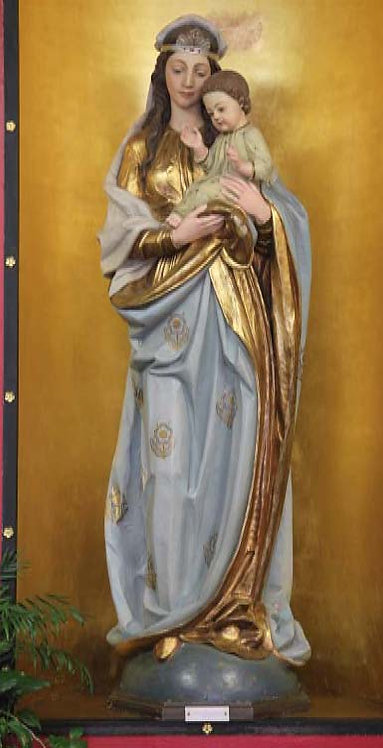 Statue - Our Lady