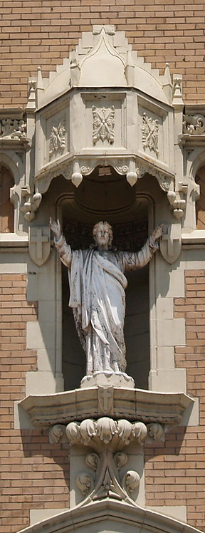 Statue - Sacred Heart of Jesus