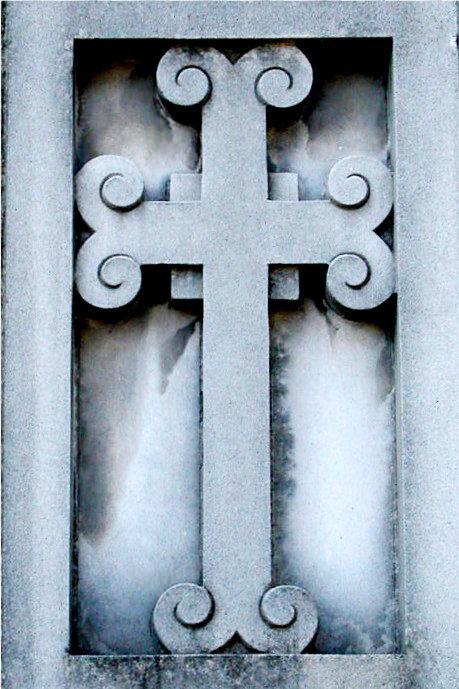 Cross - Limestone