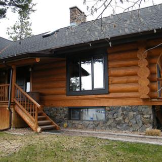 Kamloops Log Home 2018