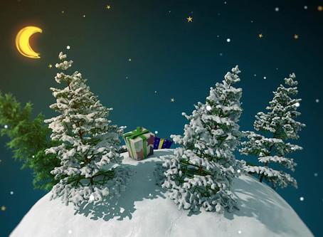 Actuelia vous souhaite de très belles fêtes de Noël