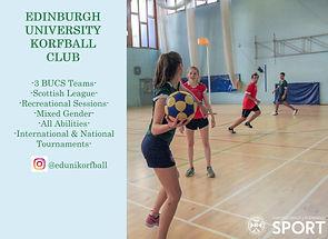 Edinburgh University Korfball Club
