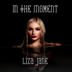 """IN THE MOMENT"" ALBUM COVER"
