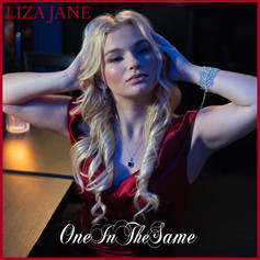 "LIZA JANE ""ONE IN THE SAME"" ALBUM COVER"