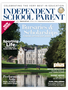 Article published in Independant School Parent