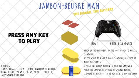 Jambon-Beurre Man