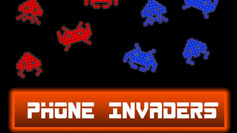 Phone Invaders