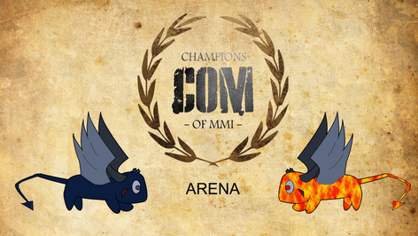 Champions of MMI : Arena