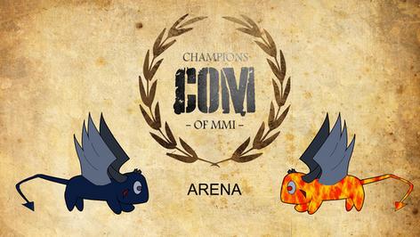 Champions of MMI : Arena