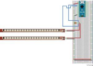 flex sensor circuit
