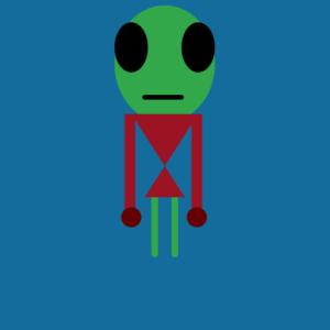 p5js alien
