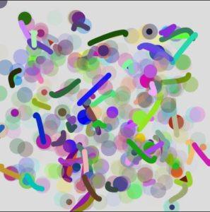 digital pollock test p5 sketch