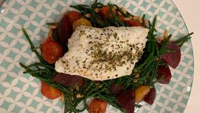 Try Natty's fishy dish