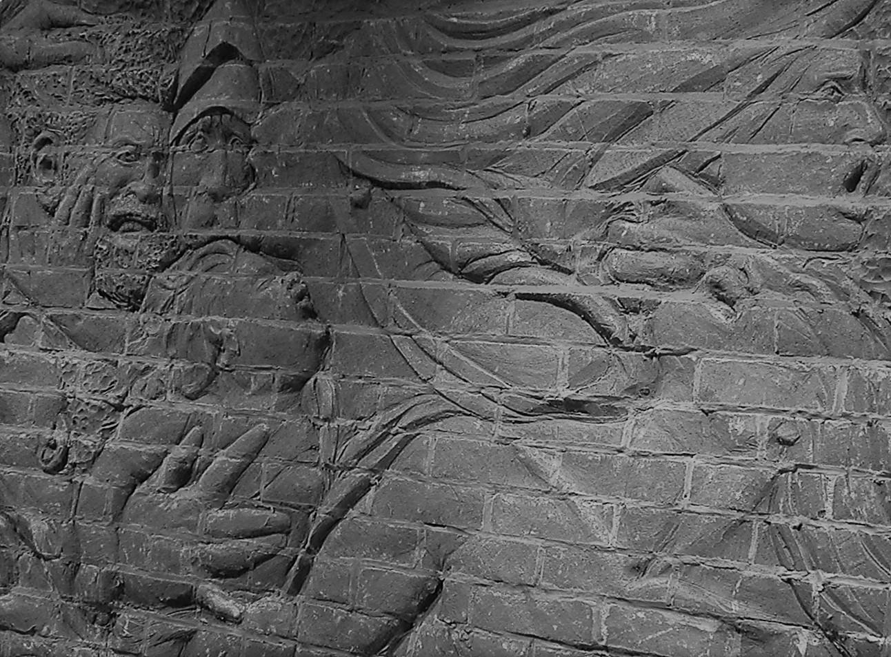 brick-sculpture
