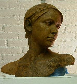 rosie--portrait-sculpture