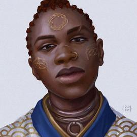 Quin'Tarion Portrait