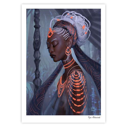 Emere Babalawo - Print