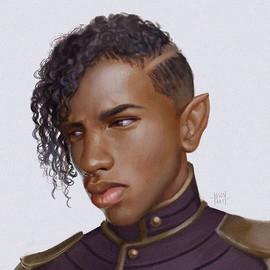 Jamal Portrait