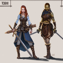Torvi & Corra