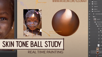 Skin tone ball study
