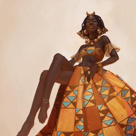Hyerenn Dress
