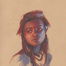 Study from a photo