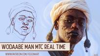Wodaabe Man MTC