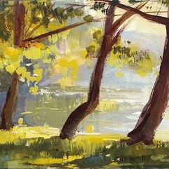 Wandlitz lake