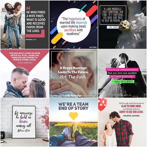 Marriage Inspiration Pack