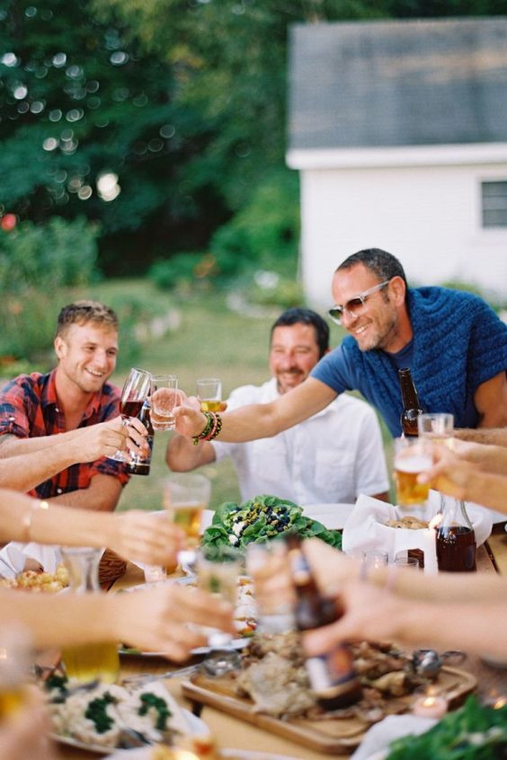 Group dinner at cottage 1.jpg