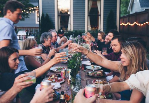 Group dinner at cottage 3.jpg