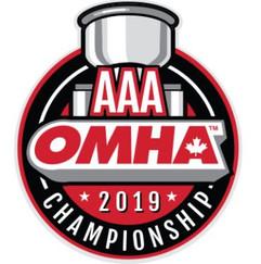 OMHA Championships 2019