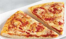 Pepperoni pizza slices.JPG