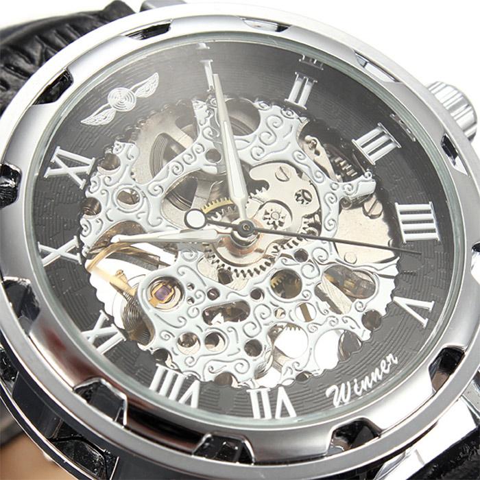 Ceasuri ieftine, Ceas mecanic