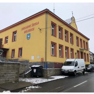 Základní škola Holubice