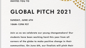 The Changemaker Project - Global Pitch 2021