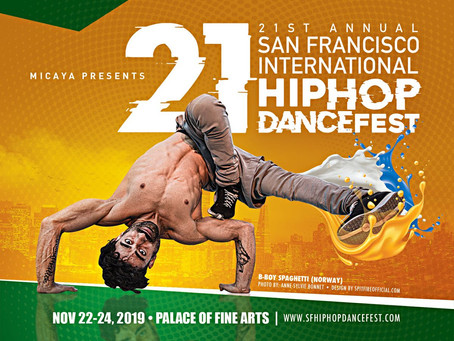 The 21st Annual San Francisco International Hip Hop DanceFest