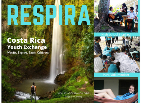 Costa Rica Youth Exchange