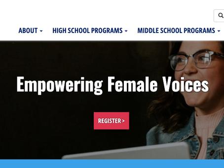 Empowering Female Voices