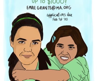 Youth Grants Application | Up to $1000