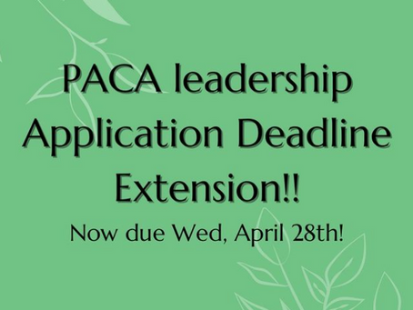 Apply to be part of the PACA [Provide Advocacy and Care to All] Leadership Team