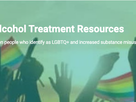 LGBTQ+ Drug and Alcohol Treatment Resources