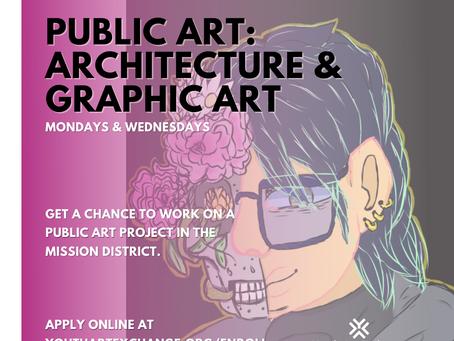 Youth Art Exchange [Paid Internships]
