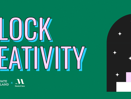 Unlock Creativity this Spring with FREE Annual MasterClass Memberships For Youth & Community Members