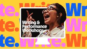 [Youth Speaks] Online Writing & Performing Workshops