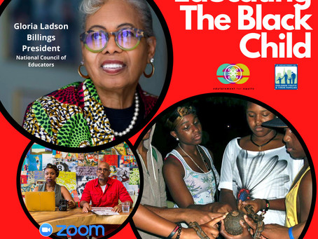 Educating The Black Child (Zoom Event)