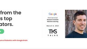 The Knowledge Society: Google Talk