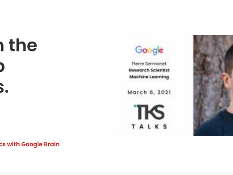 The Knowledge Society: Google Talk